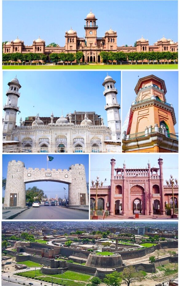 most beautiful places in Peshawar