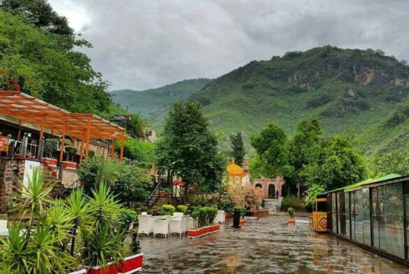 saidpur - most beautiful place in Islamabad